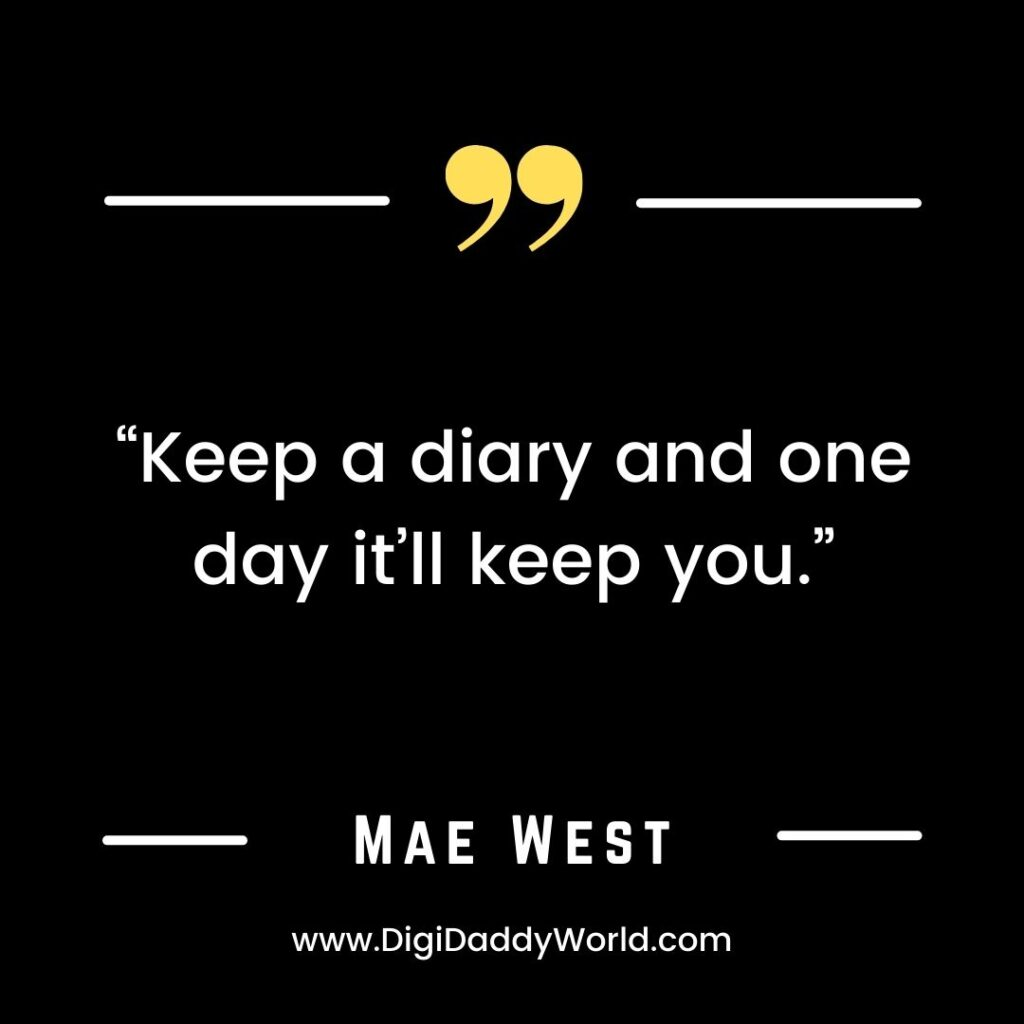 Mae West Famous Quotes On Men, Women, Aging and Love