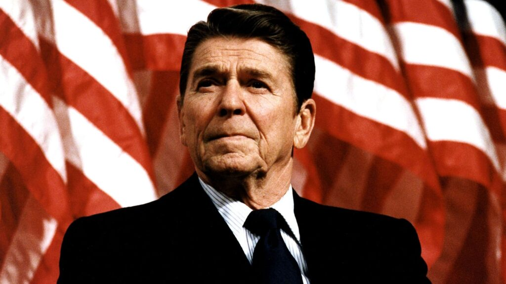 Ronald Reagan images and wallpaper