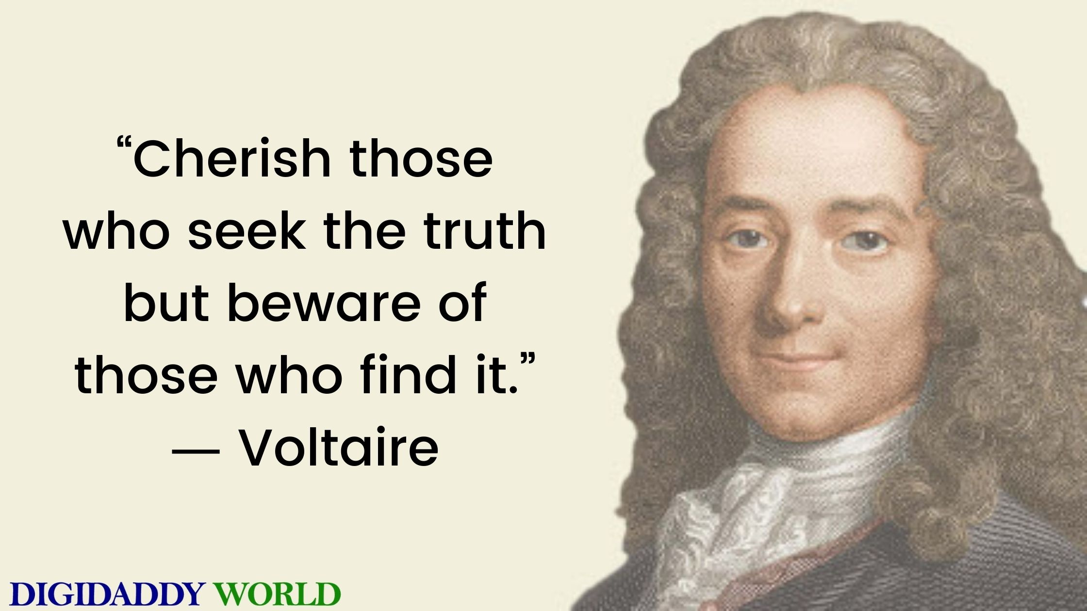 Voltaire Quotes About Love, Government, Religion