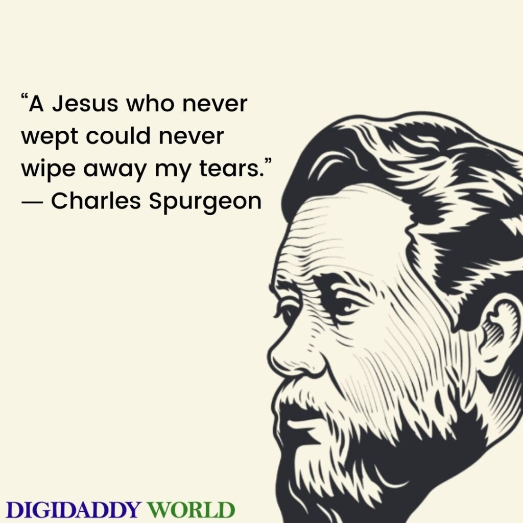 Charles Haddon Spurgeon Quotes On Death, The Bible