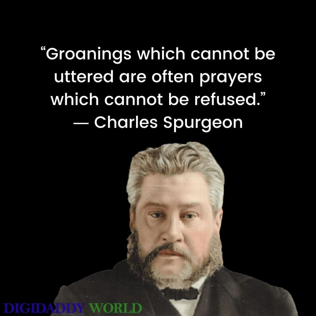Charles Haddon Spurgeon Quotes On Death, Preaching