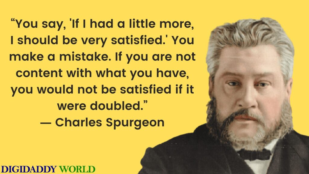 Charles Spurgeon Quotes images and wallpaper