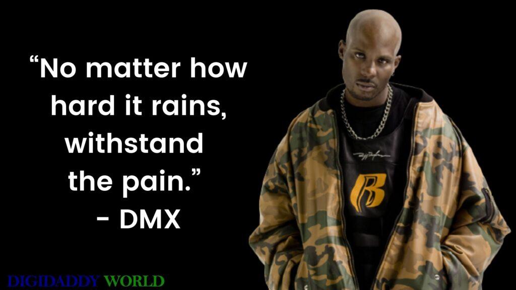 DMX Best Inspirational Quotes About God, Life, Trust
