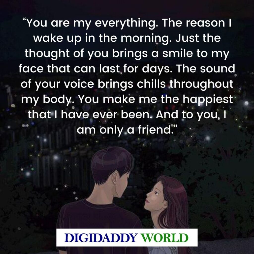 You Are My Everything Love Quotes For Him & Her
