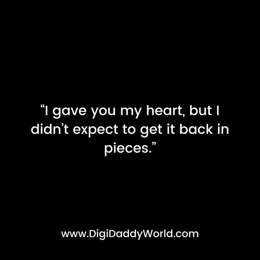 Depressed Sad Bio, Captions, and Quotes For Instagram