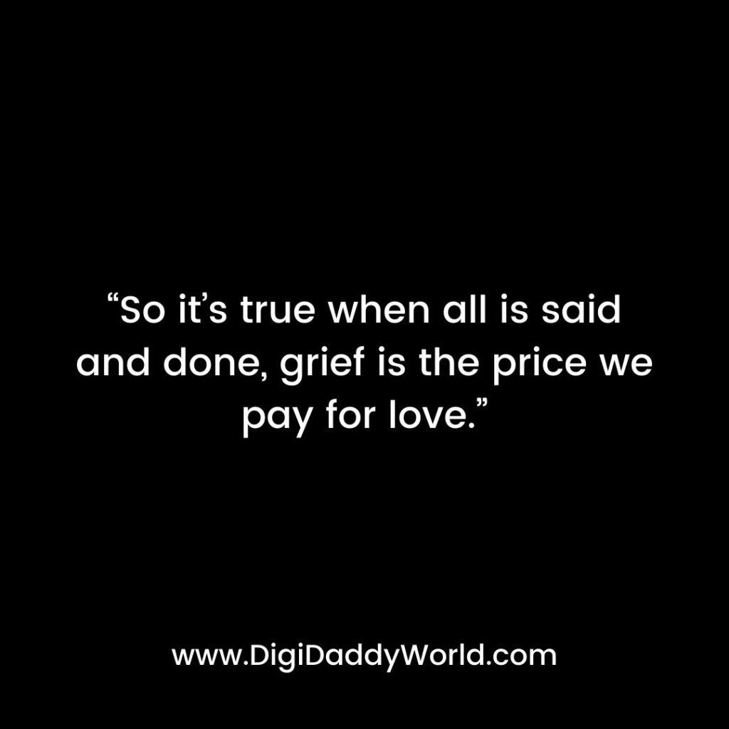 Heartbroken Sad Bio, Captions, and Quotes For Instagram