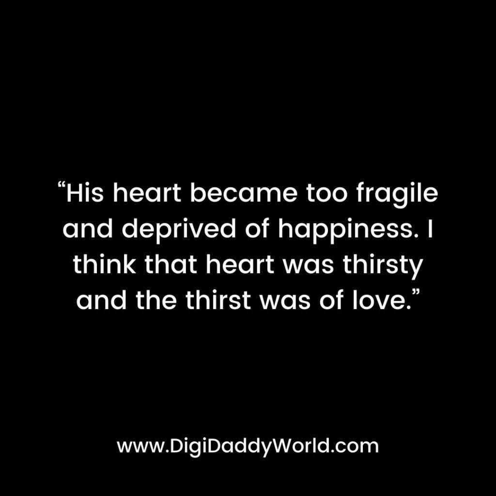 Sad Breakup Bio, Captions, and Quotes For Instagram