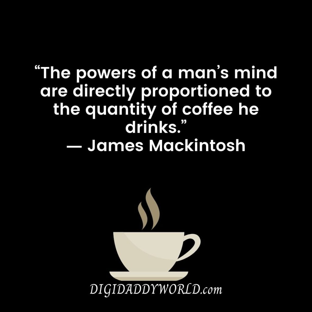 Coffee Quotes And Captions