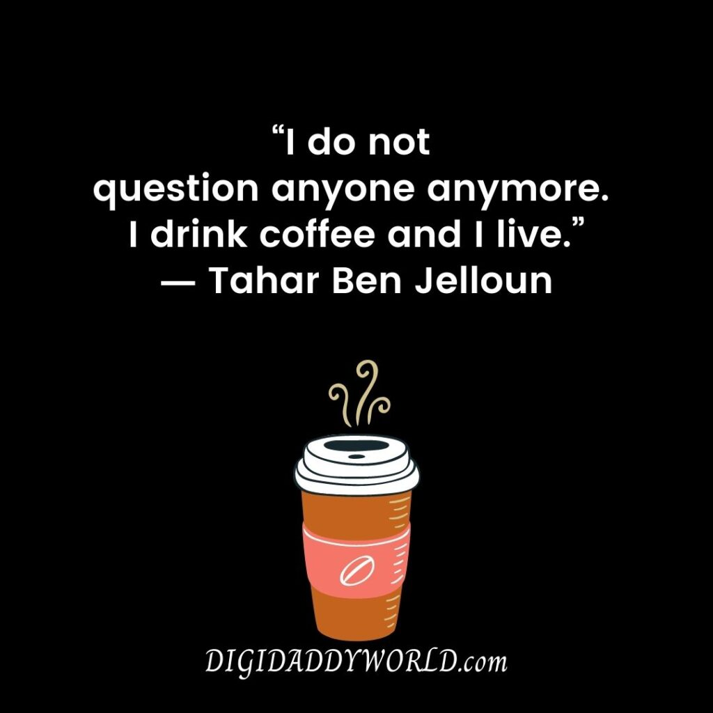Humor Funny Coffee Quotes