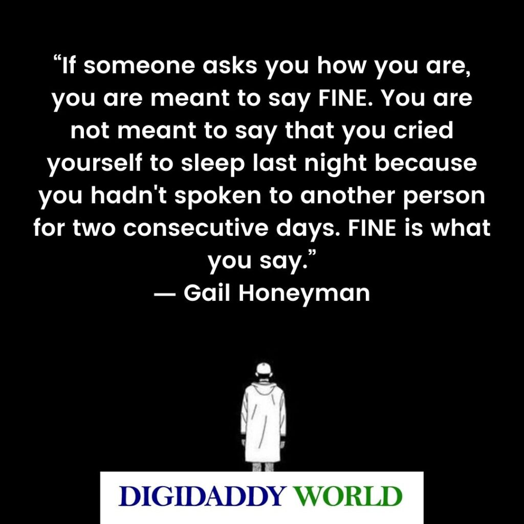 Depression Quotes On Life