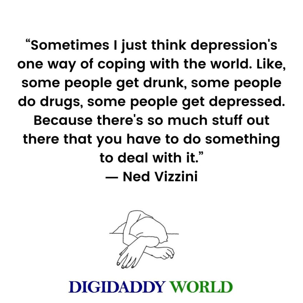 Depression Quotes From Tumblr, Twitter