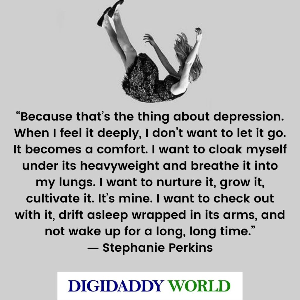 Sad Thoughts on Life - Depression Quotes