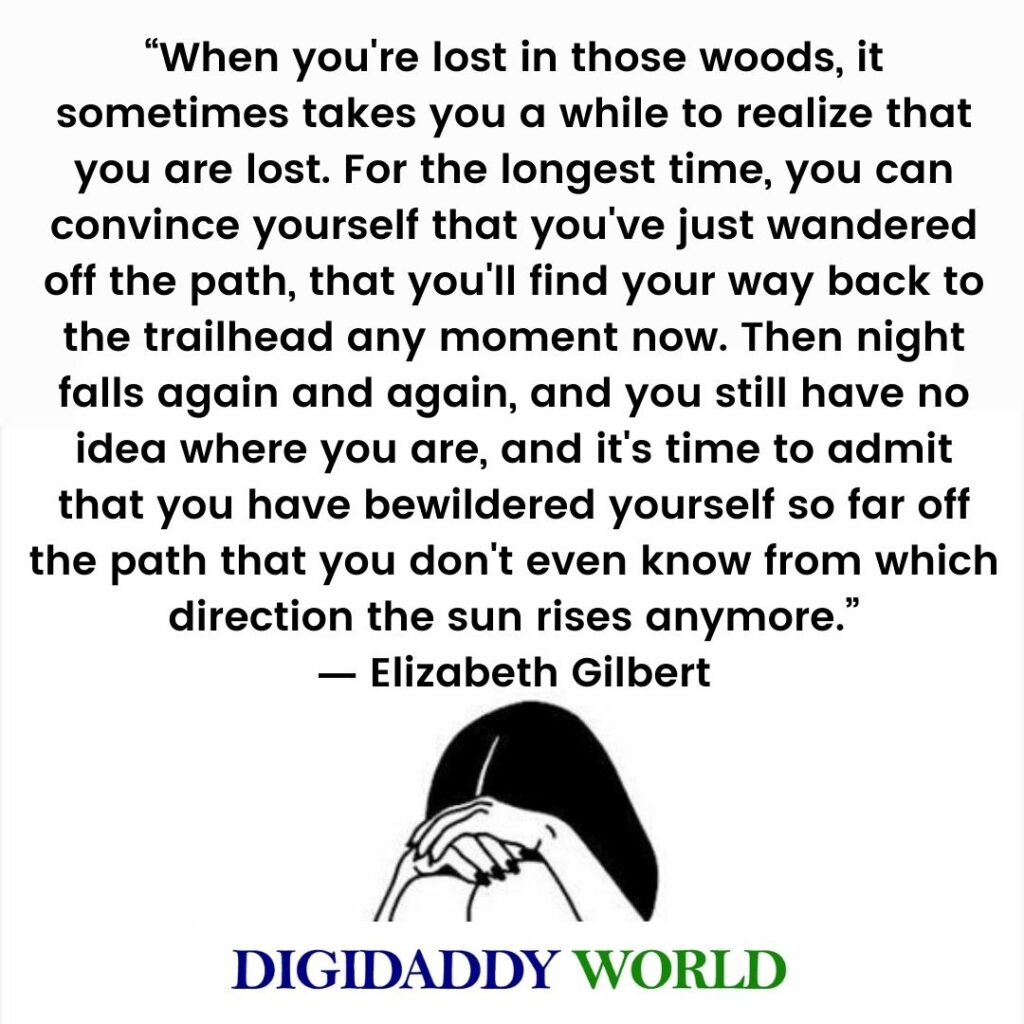 Depression Quotes Deep