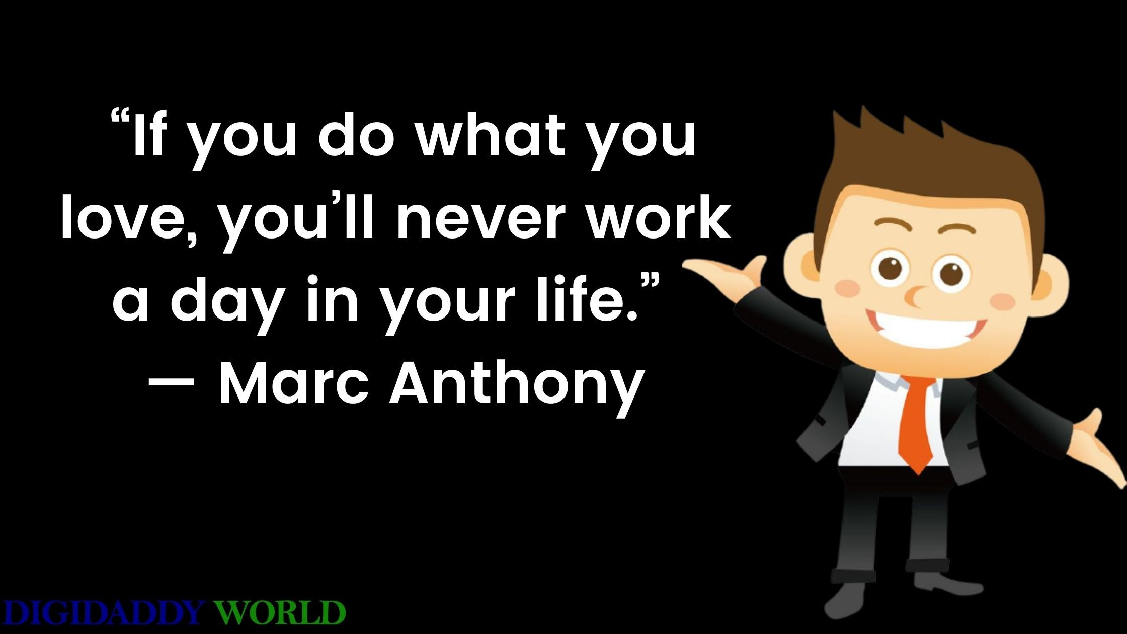 Do What You Love Inspirational Quotes On Life