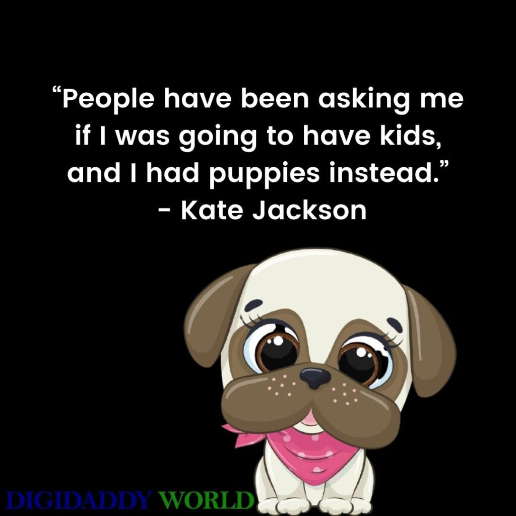 Short Dog Quotes for instagram