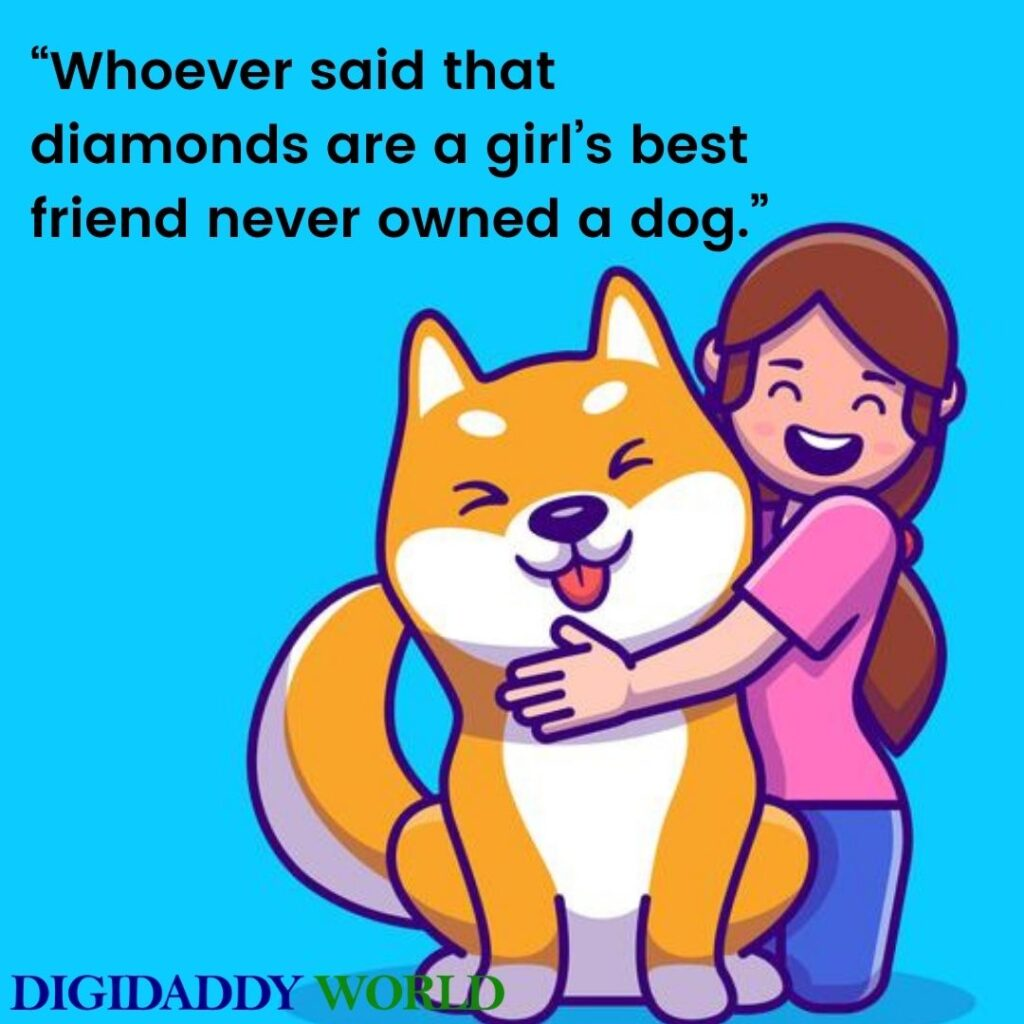 Funny Dog Quotes images