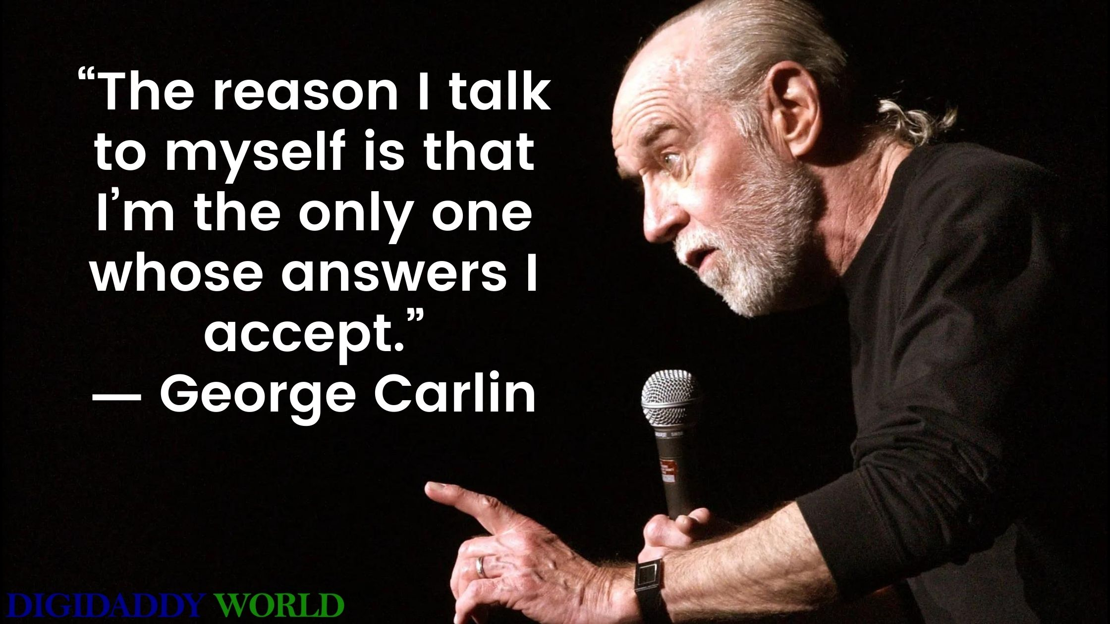 George Carlin Funny Quotes