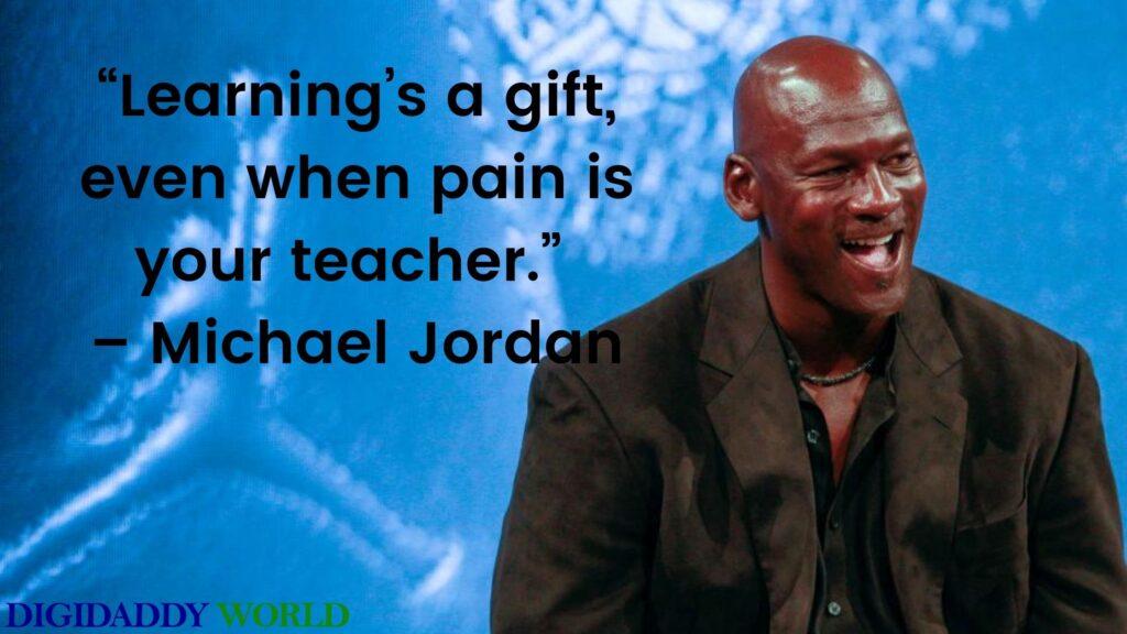 Michael Jordan Inspirational Quotes