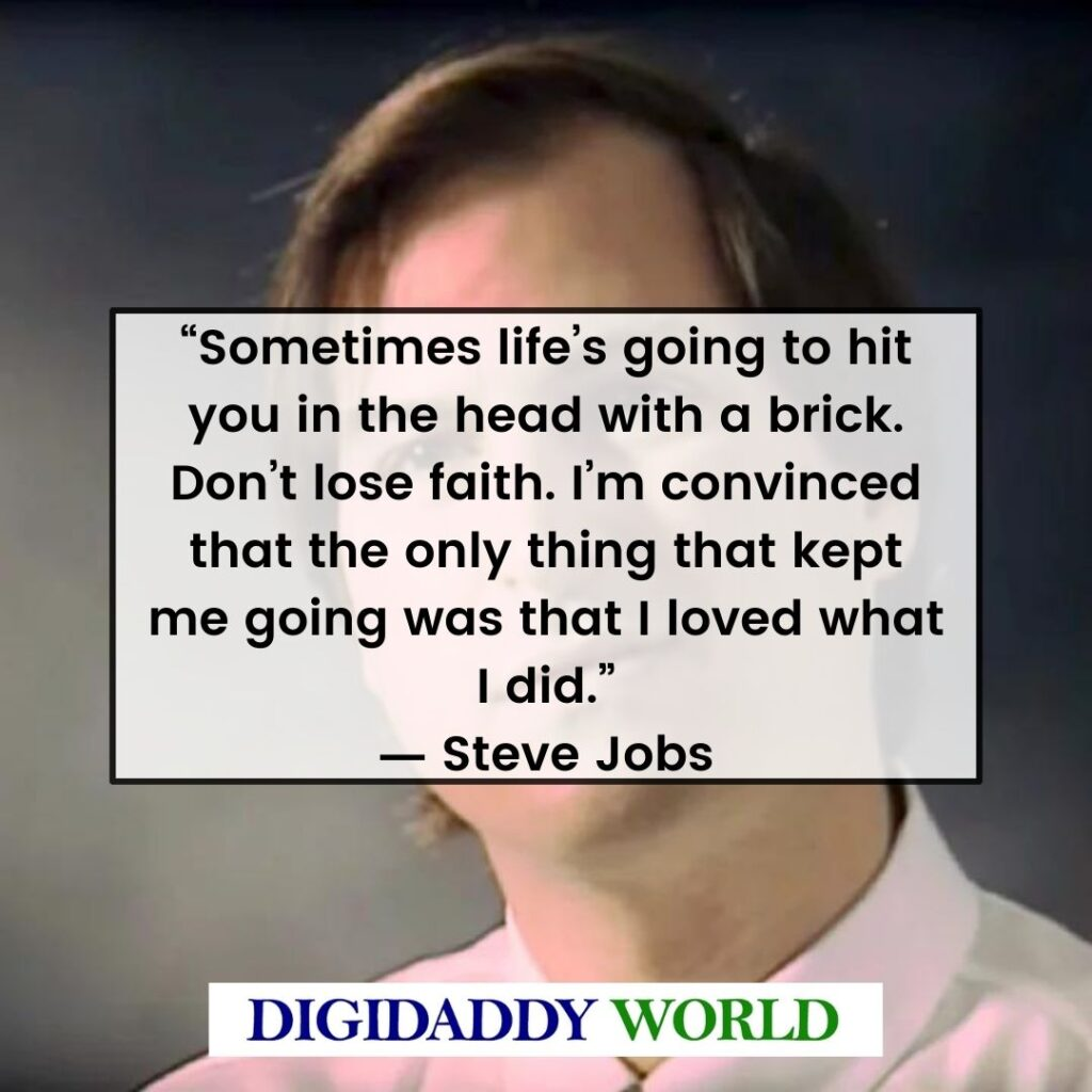 Steve Jobs Quotes On Success, Innovation