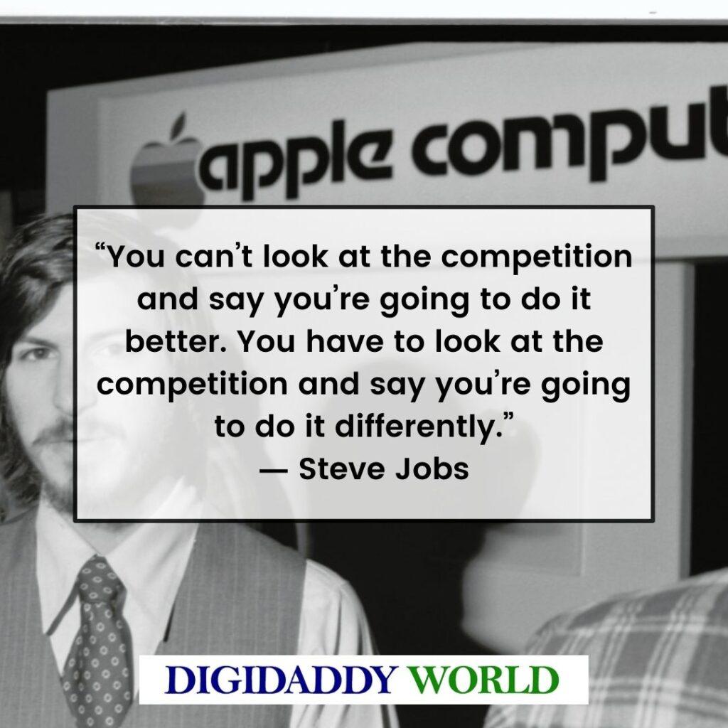 Steve Jobs Advice On Life
