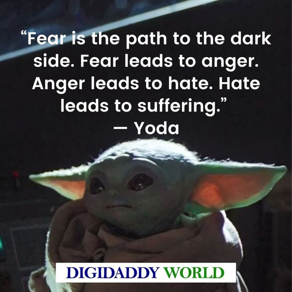 Yoda Funny Quotes And Phrases