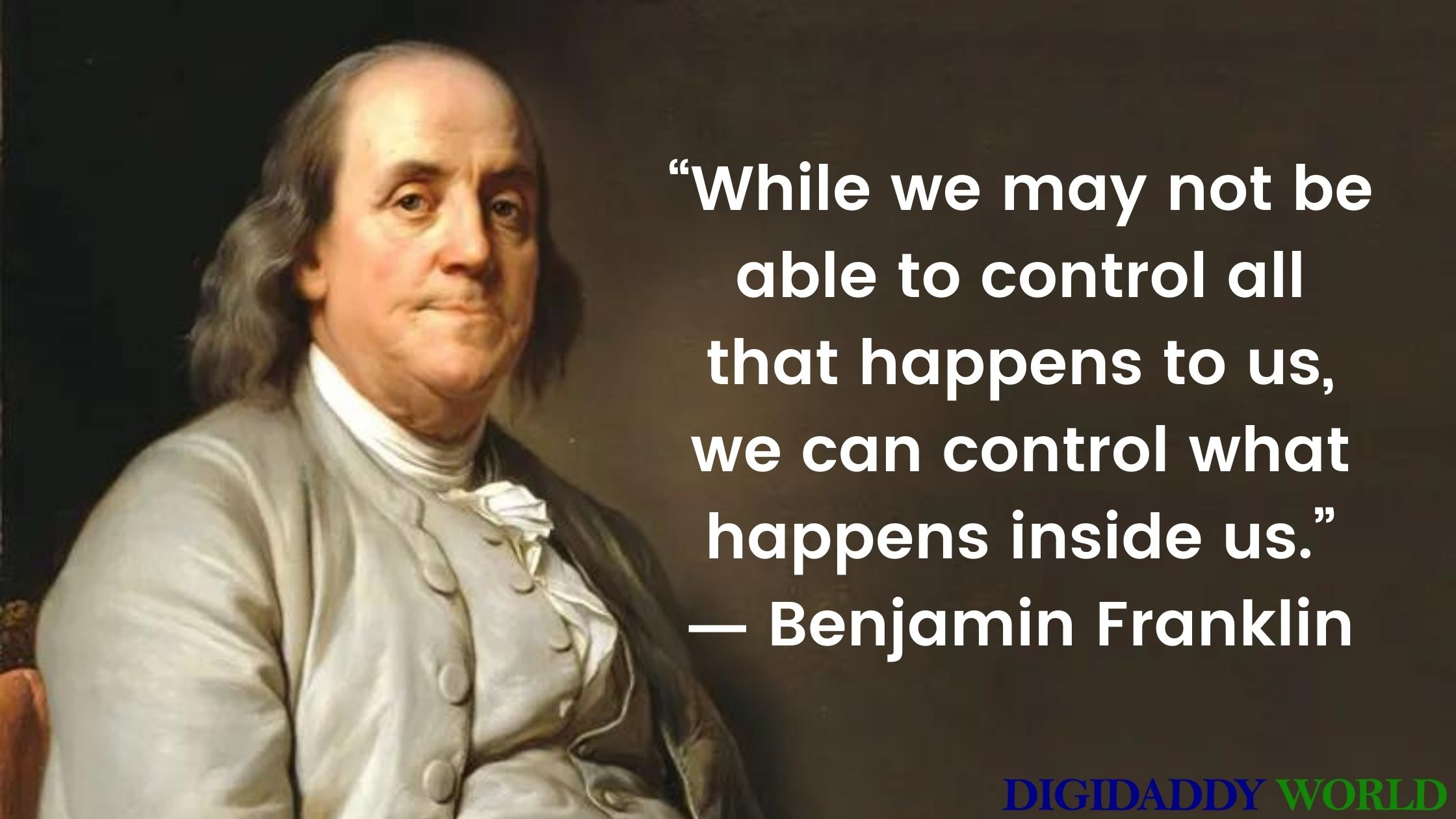 Benjamin Franklin Famous Quotes And Sayings