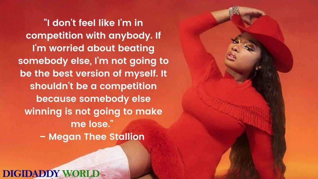Best Megan Thee Stallion Quotes