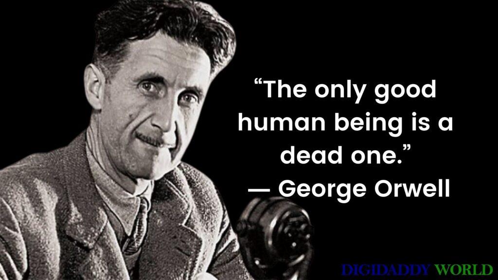 George Orwell Animal Farm Quotes