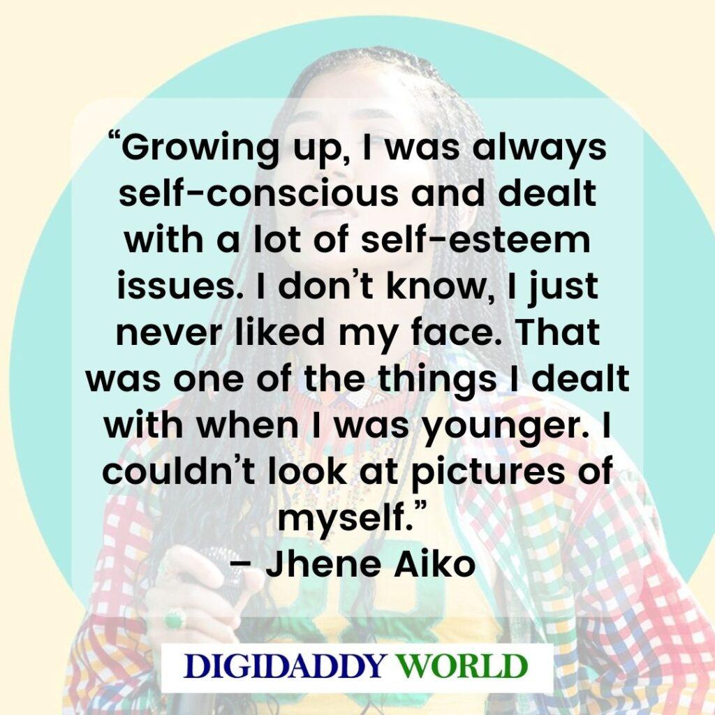 Jhene Aiko Quotes