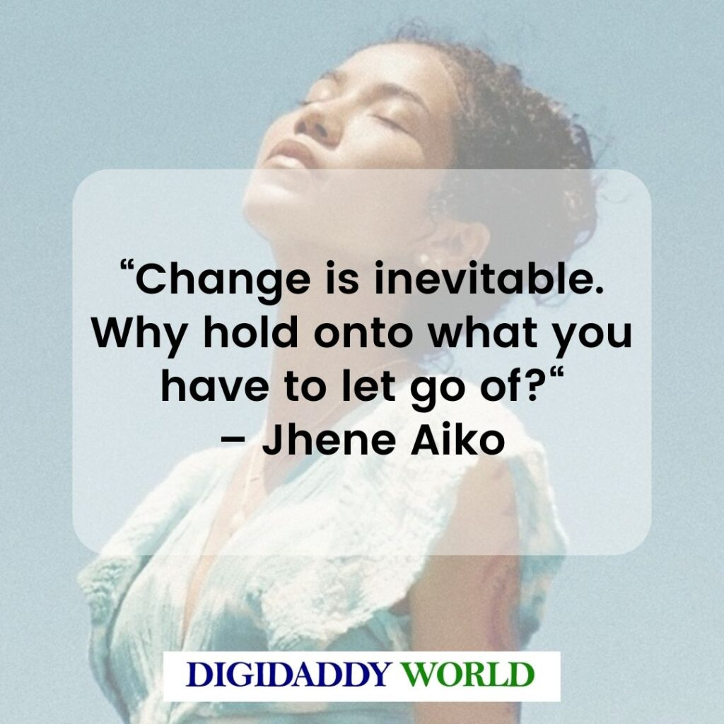 Best Jhene Aiko Lyric Quotes