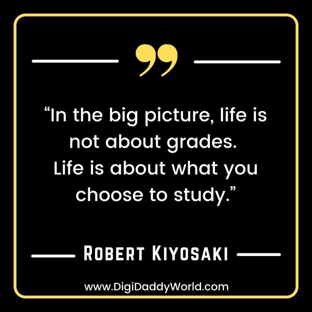 Rich Dad Poor Dad Best Quotes By Robert Kiyosaki