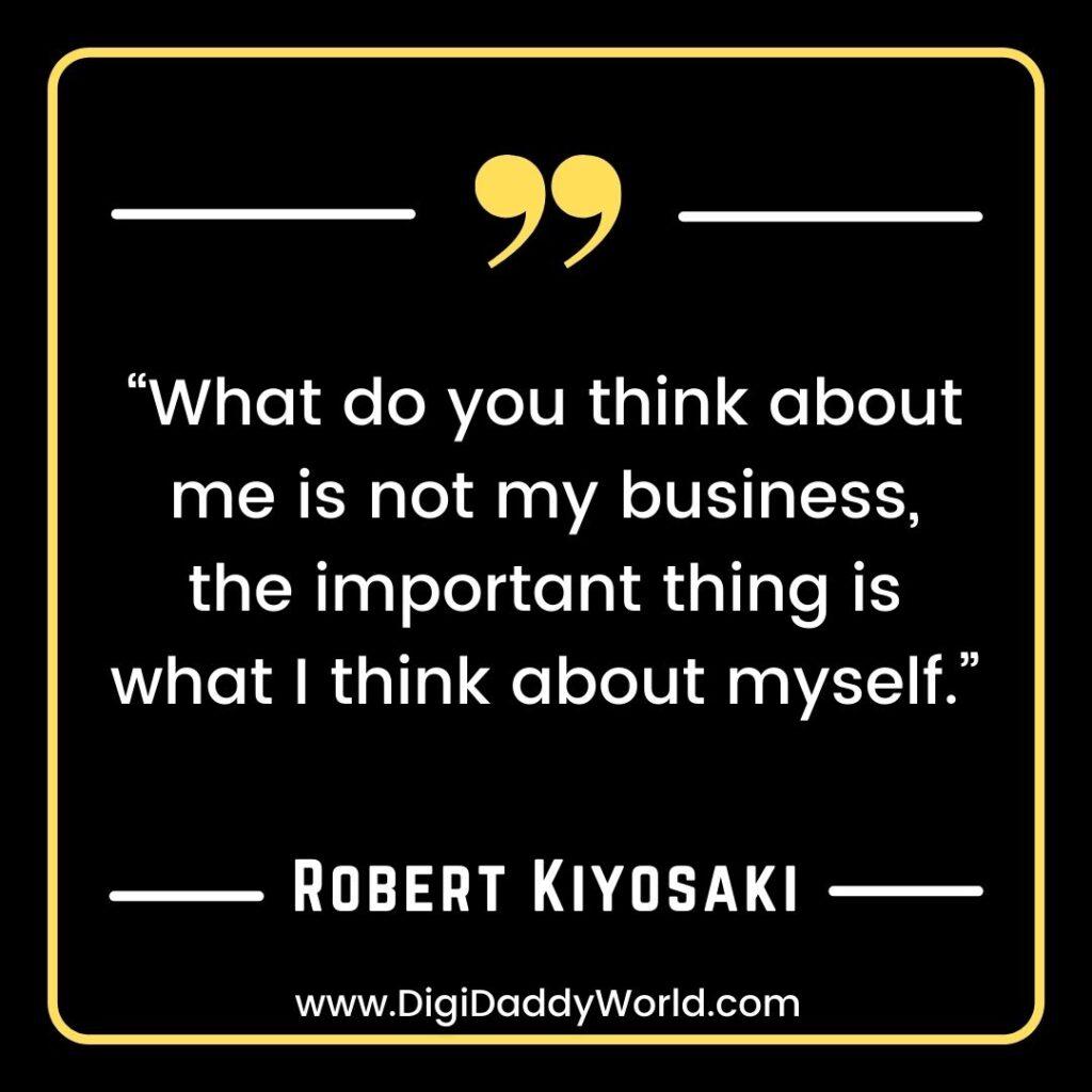 Robert Kiyosaki Rich Dad Poor Dad Quotes