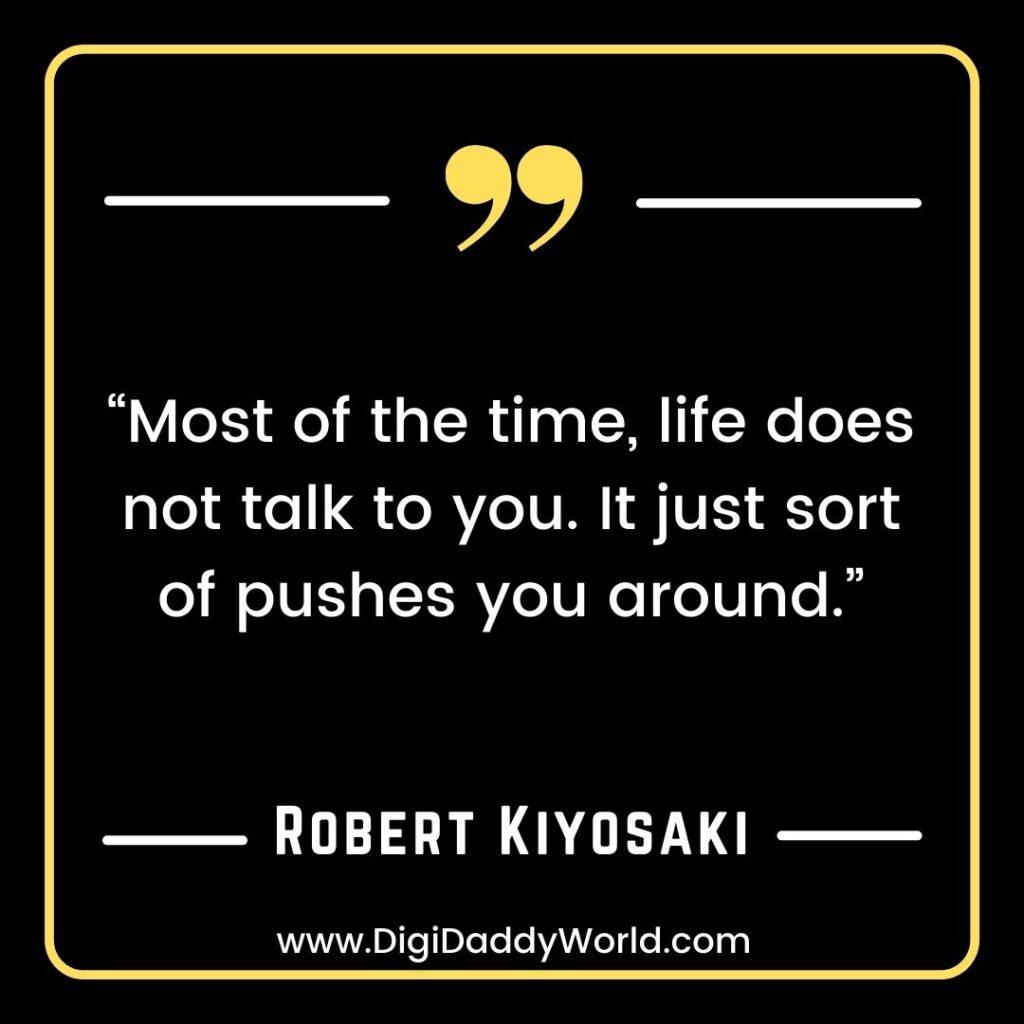Robert Kiyosaki Motivational Quotes