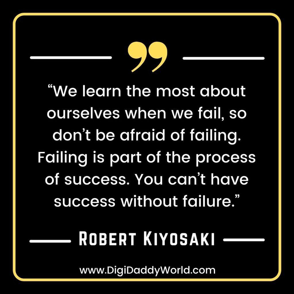 Robert T. Kiyosaki Quotes