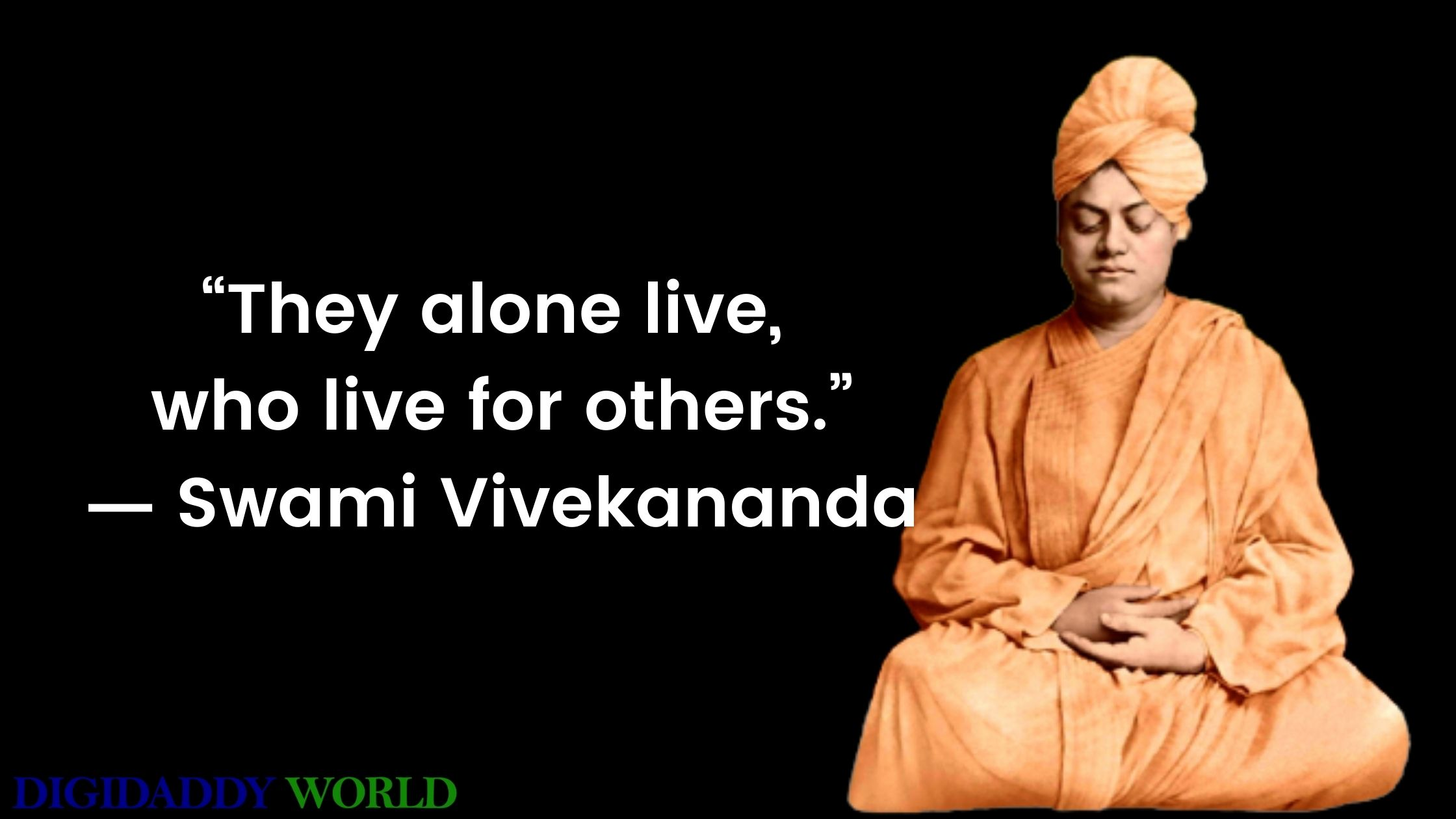 Swami Vivekananda Quotes and Thoughts
